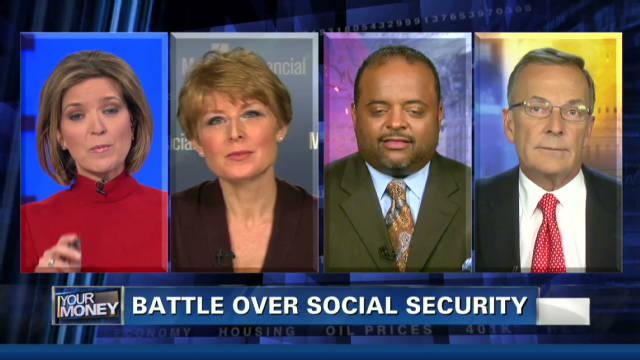 Social Security: Ponzi scheme?