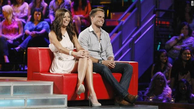 "Holly Durst and Michael Stagliano beat out the remaining three couples to win ""Bachelor Pad"" in 2011."