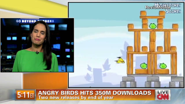 'Angry Birds' moon cake revealed