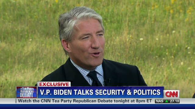 Biden: 2012 will be a tough campaign