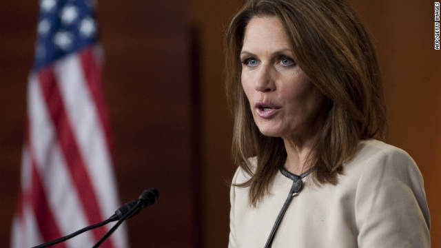 Rep. Michele Bachmann has criticized Texas Gov. Rick Perry for signing an executive order mandating HPV vaccinations for girls.