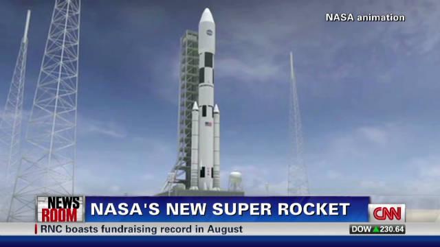 NASA New Rocket - Pics about space