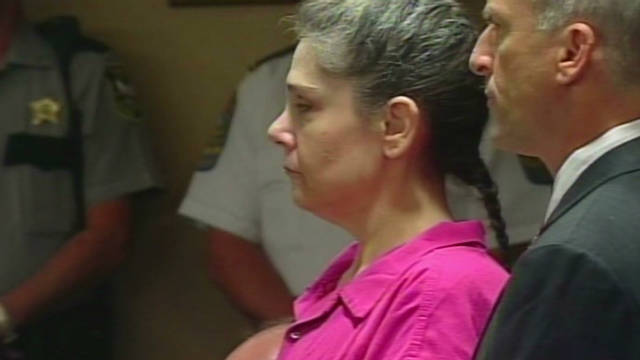 Elisa Baker pleads guilty to murder