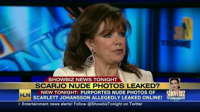Scarlett Johansson's nude photos?