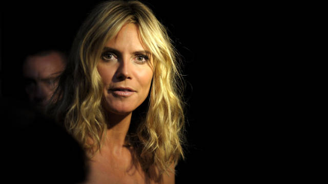 Heidi Klum is the most dangerous celebrity to search, McAfee says.