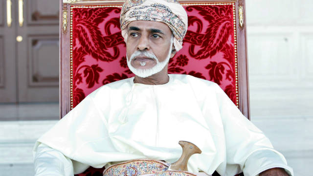 Sultan Qaboos of Oman is an erudite figure equally at home in traditional Arab and modern Western society.