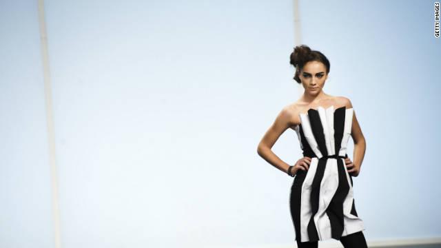 Top Chinese Fashion Designers Kong Fashion Week