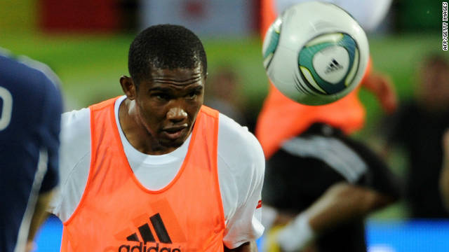 Examining Eto'o latest move