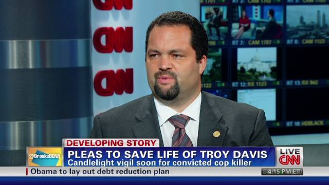 NAACP fighting to stop Davis execution