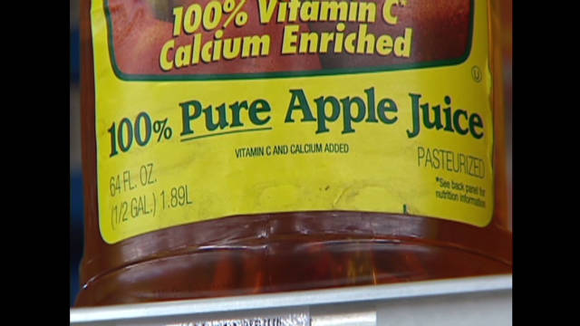 2011: Apple juice, arsenic link: Legit?