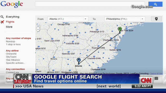 Google getting into travel