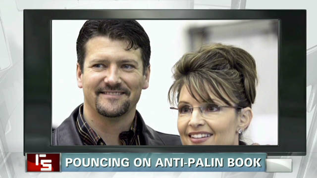 Pouncing on the new Palin biography