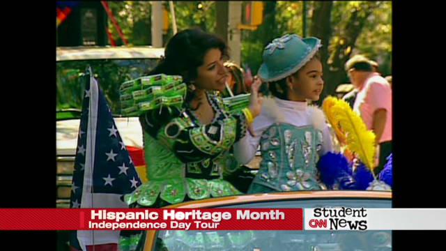 Hispanic Heritage - Independence Day Tour