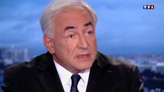 Strauss-Kahn calls scandal 'a mistake'