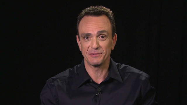 Is Hank Azaria next voice of CNN?