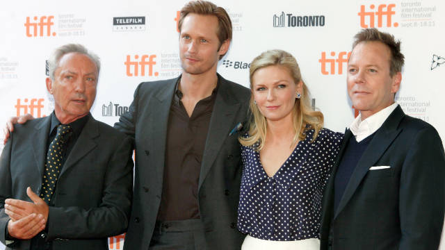 """Melancholia"" boasts the best female performance in years in Kirsten Dunst's portrayal of Justine."