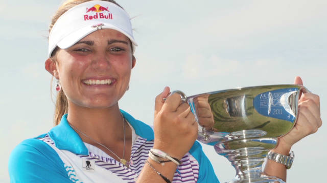 Teen on LPGA record