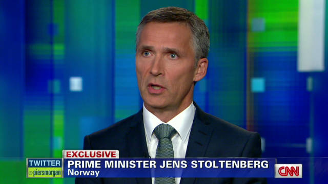 Norway PM speaks on terror attack