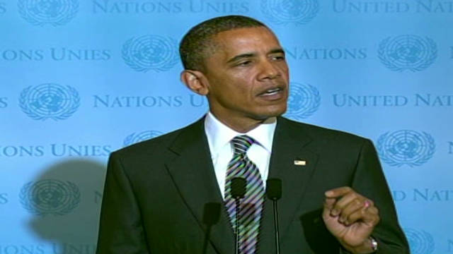 Obama pledges support for Libya