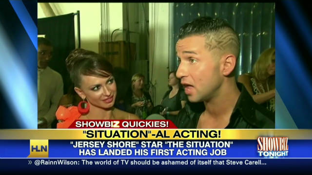"""The Situation"" gets his first acting gig"