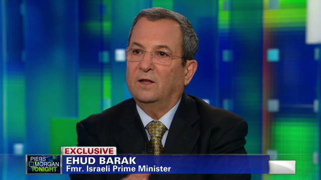 Ehud Barak: Obama friendly to Israel