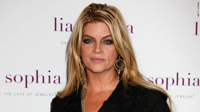 "Kirstie Alley said she's going to start dating ""butt-ugly men"" on an episode of ""The Ellen DeGeneres Show."""