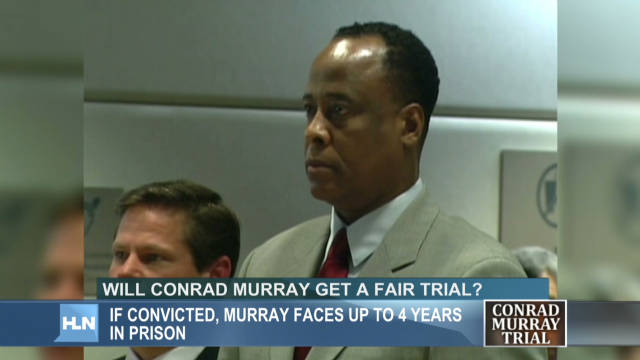 Judge Seidlin: 'Murray is in trouble'