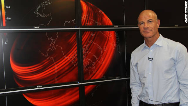 Geosciences professor Omar Ghattas used supercomputers to track the global impact of last spring's Japanese earthquake.