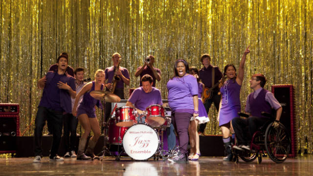 "Only 8.9 million viewers tuned into ""Glee"" on Tuesday night."
