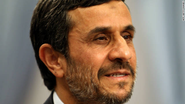 Iranian President Mahmoud Ahmadinejad says his country is the only nation that can offer a  new model for life to the world.