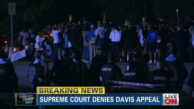 Supreme Court denies Davis appeal