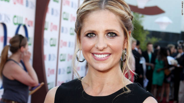 """I have to remember that I like my job, but it's work, and it's not my life,"" Sarah Michelle Gellar says."