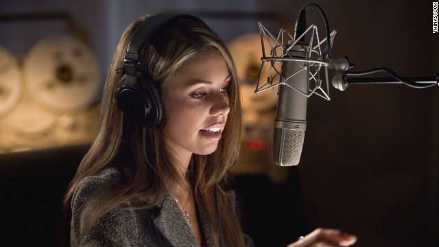 Become a voice-over actor and you can end up making upwards of $75,000 a year.
