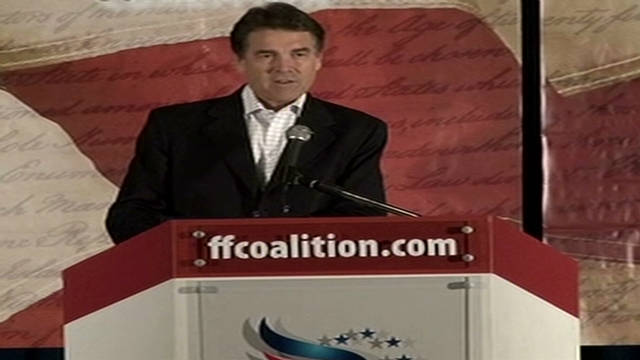 Perry: Pray for Obama