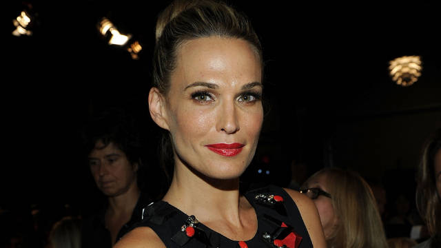 Babies were on the brain for Molly Sims as early as October, telling PEOPLE that she'd love to expand her new family.