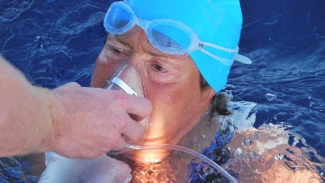 2011: Third time not charm for Diana Nyad