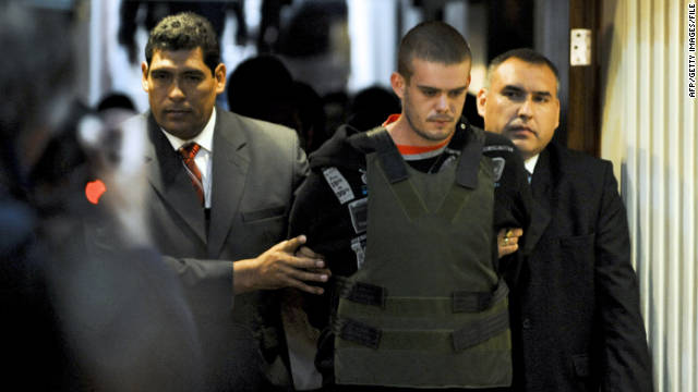 Joran van der Sloot was arrested in June 2010 in Stephany Flores' death but  was not formally charged until this month.