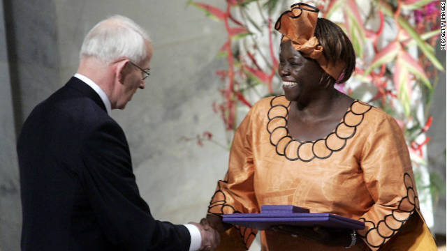 Wangari Maathai Revealed: Part 1