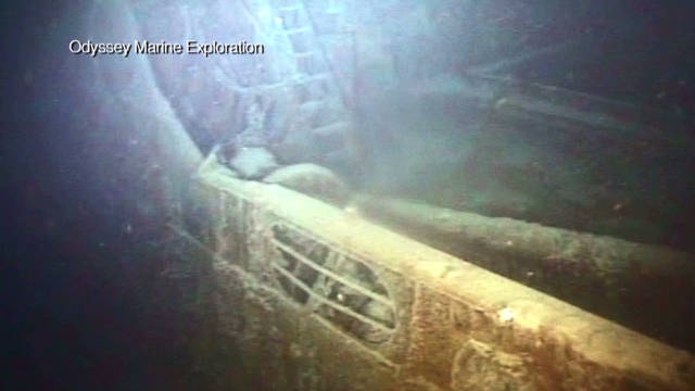 Explorers find shipwreck worth millions