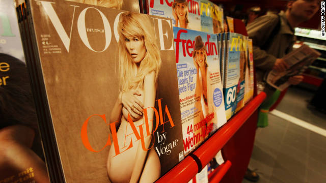 How 'Vogue' keeps Main Street happy