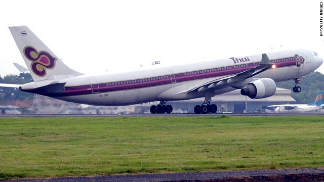 Long-haul Asian carriers such as Thai Airways says its unfair they will be penalized from their point of origin.