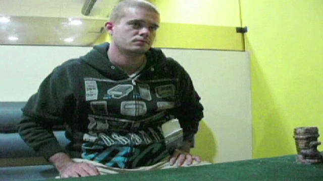 Video shows van der Sloot confession