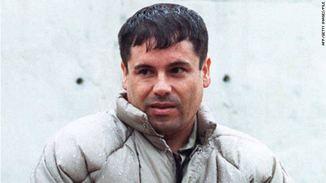 "Drug kingpin Joaquin ""El Chapo"" Guzman, seen in 1993, is reported to have twins that were recently born in the U.S."