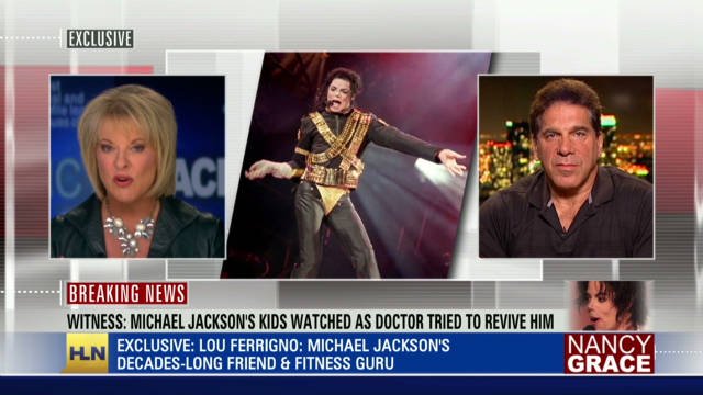 Jackson trainer, friend speaks of death