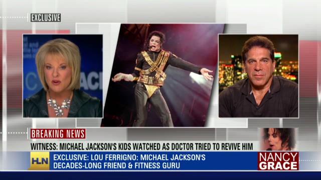Jackson trainer, friend speaks of death