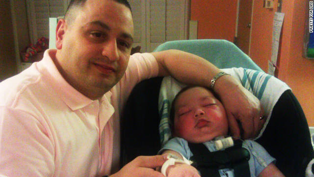 """Baby Joseph"" Maraachli died peacefully in his sleep on Tuesday, in Windsor, Ontario, his family said."