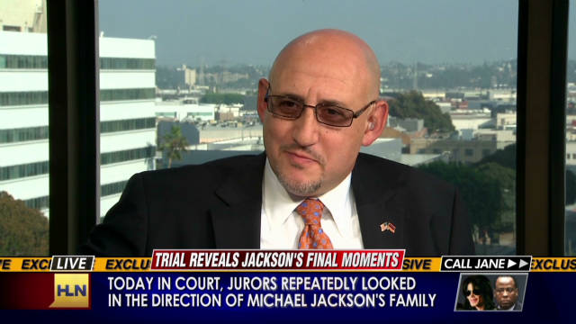 Murray trial: Jackson blame game fallout