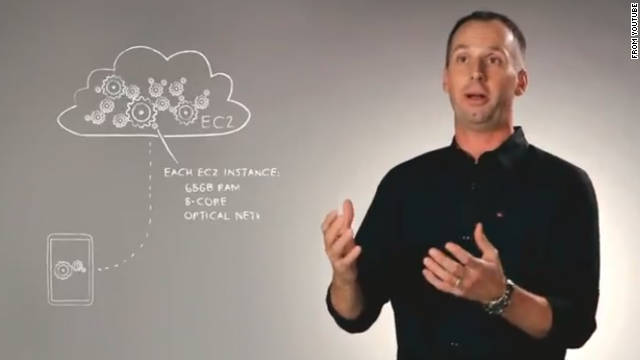 Principal product manager Brett Taylor discusses the Silk browser in a promotional video.