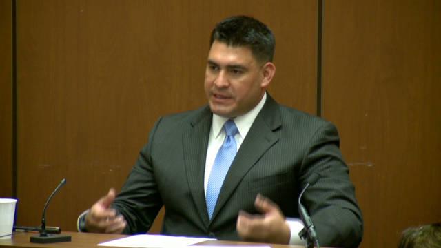 Alvarez: Jackson was 'very light'