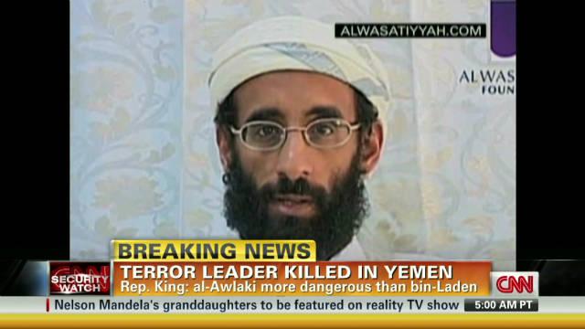 King: Al-Awlaki was as dangerous as OBL